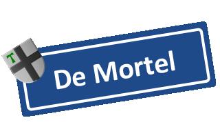 Logo De Mortel